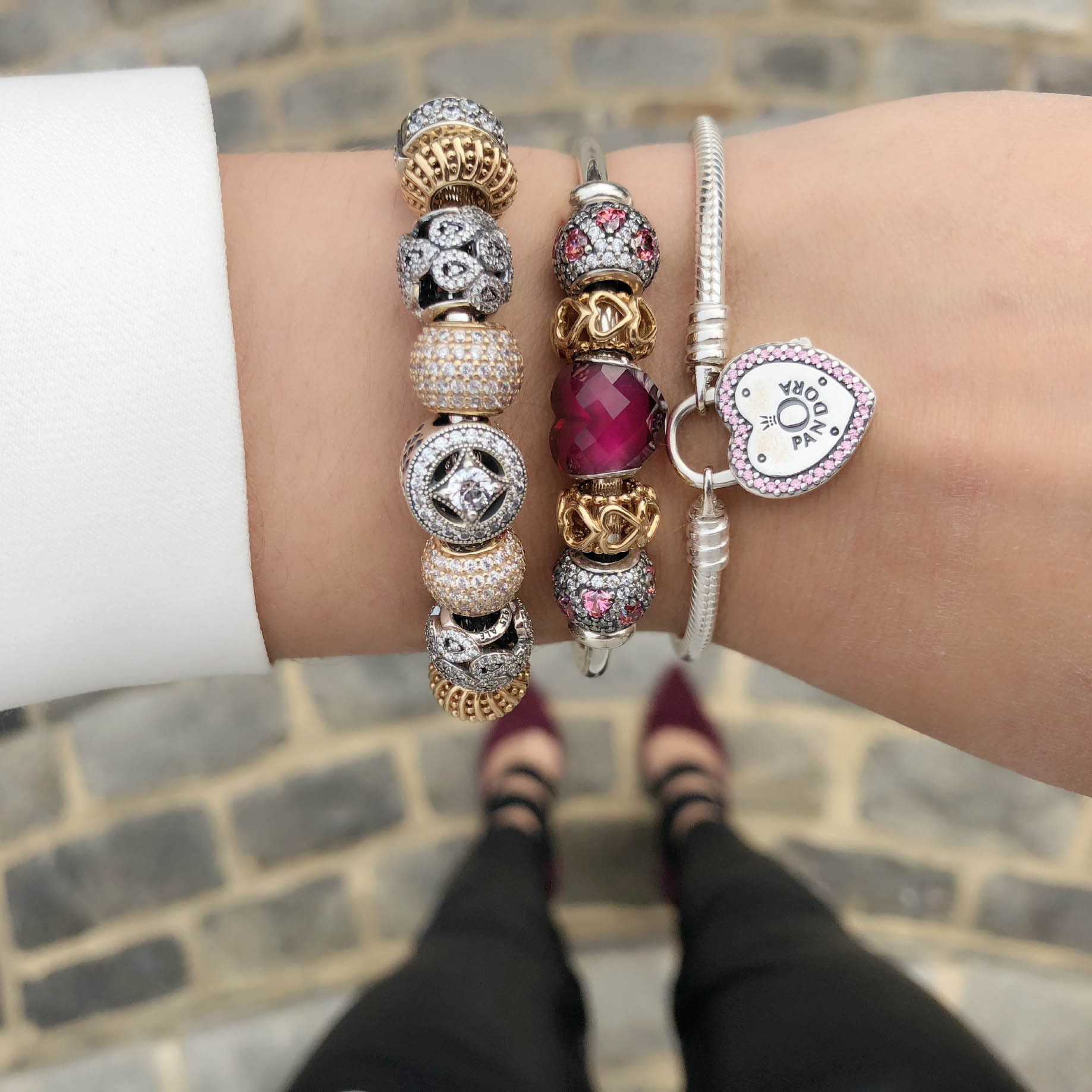 Lock Your Promise Pandora 2018 Valentines Day Collection