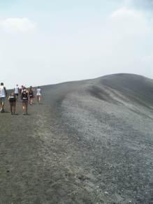 Image du Cerro Negro au Nicaragua pour notre article Top 3 – Rando à découvrir sur 3 continents
