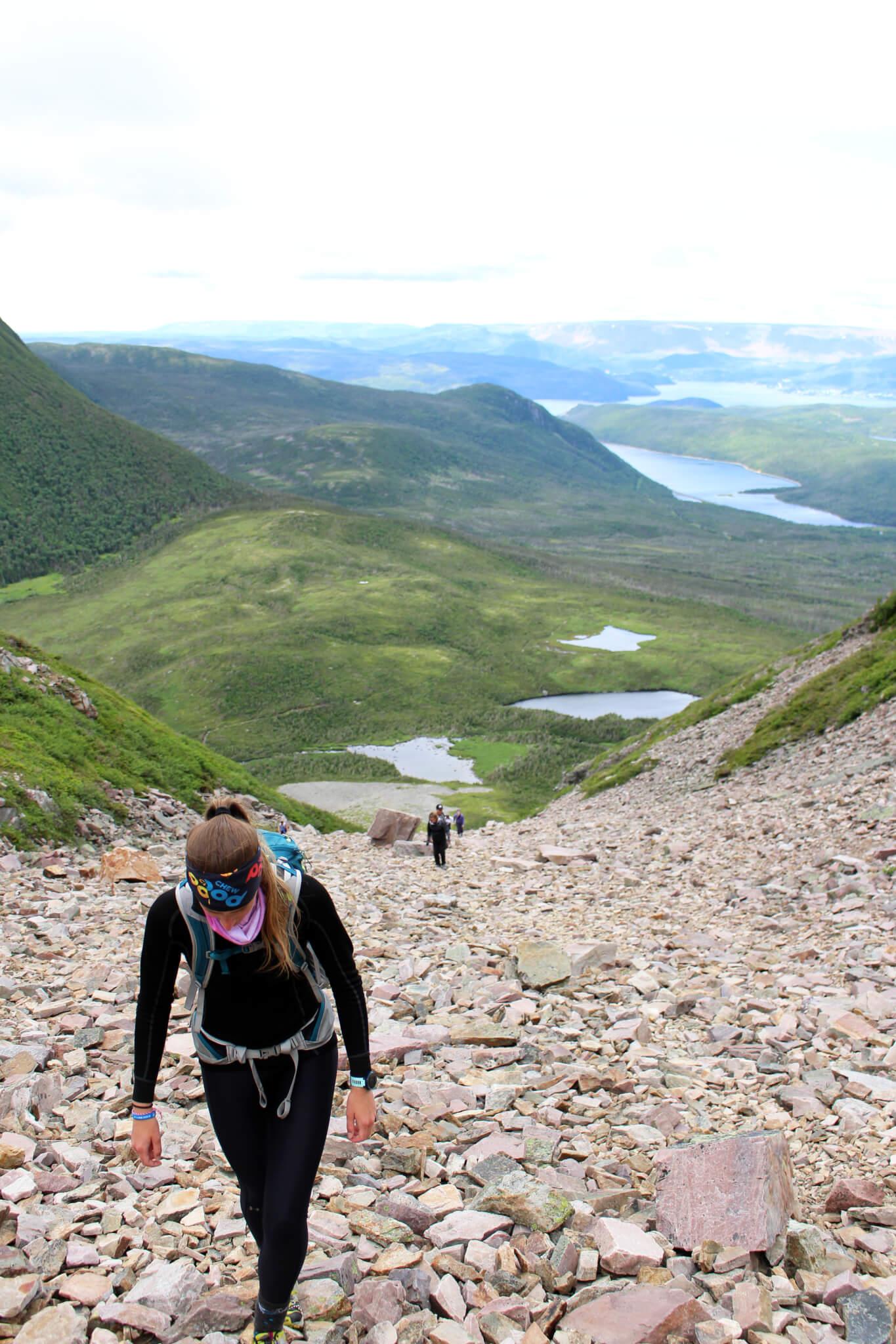 Image au parc national du Gros-Morne pour notre article Randonnées de rêve à Terre-Neuve