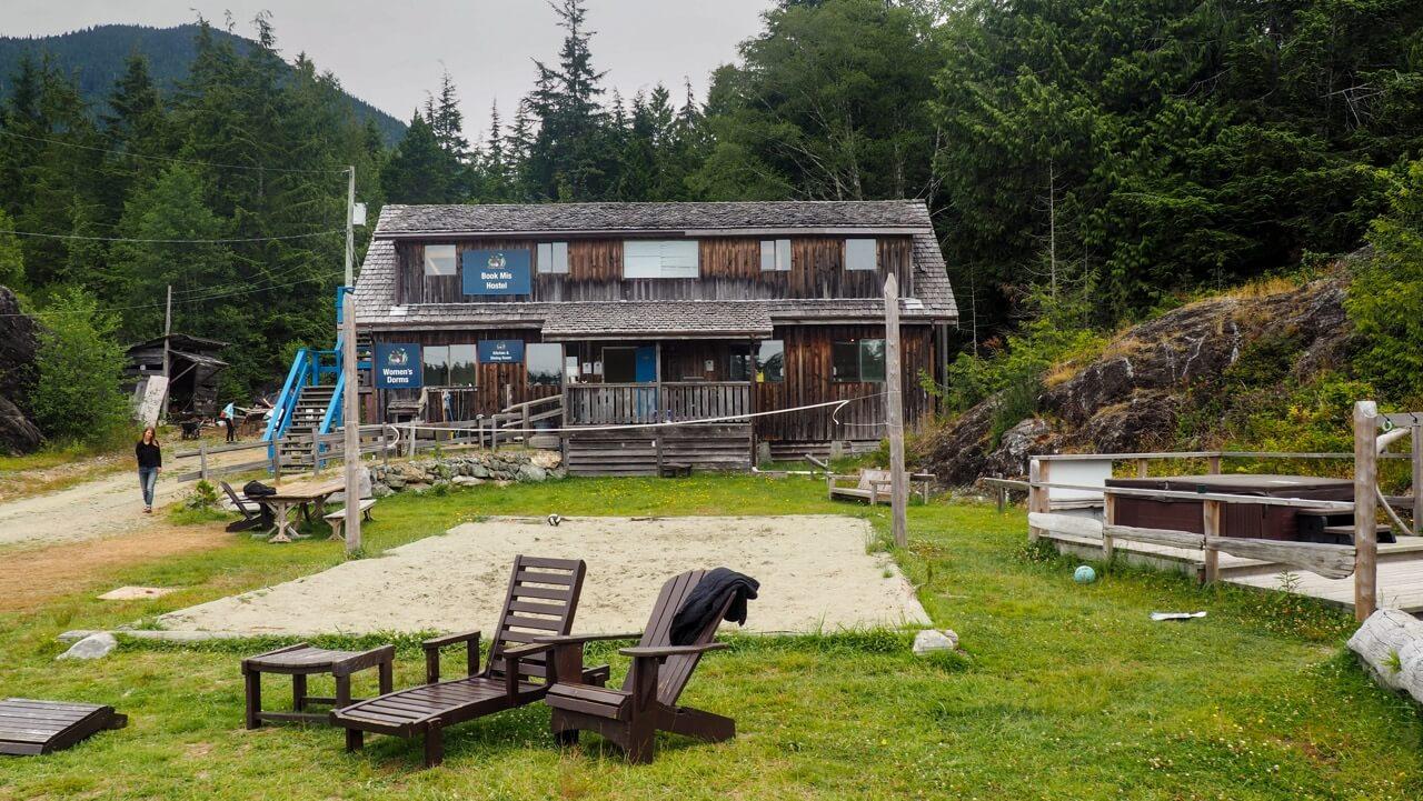 Hébergement près de la randonnée Lone Cone