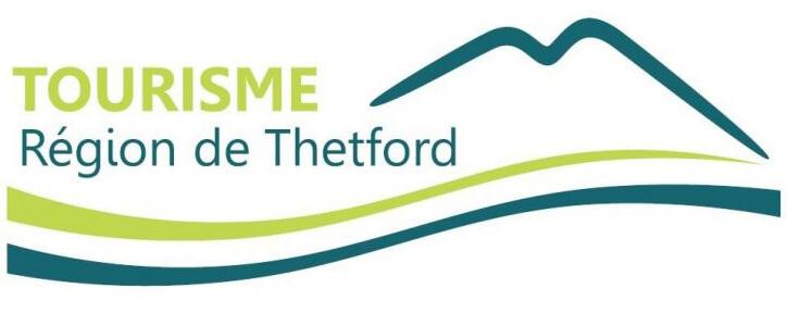 Logo de Tourisme région de Thetford lors de notre collaboration en octobre 2017