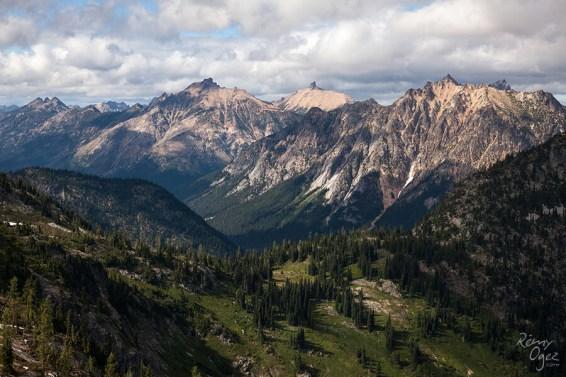 Image de Rémy Ogez illustrant l'article Randonnées dans l'État de Washington