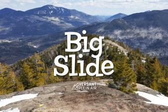 Big Slide en hiver