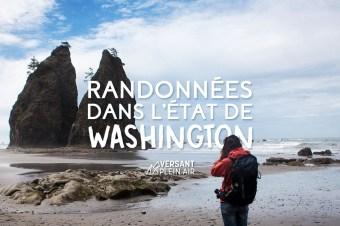 Randonnées dans l'État de Washington