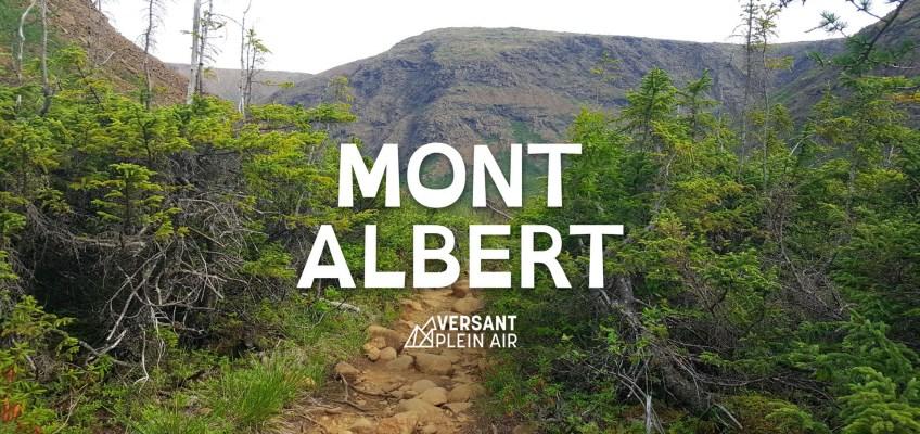 Boucle du Mont Albert