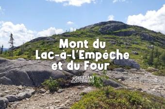 Mont du Lac à l'Empêche et Mont du Four