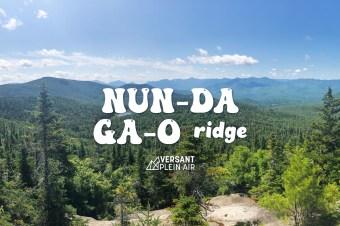Nun-Da-Ga-O Ridge