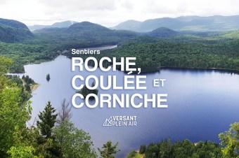 Boucle La Roche, La Coulée et La Corniche