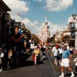 Photo of the Day: Main Street U.S.A. – Walt Disney World – Florida