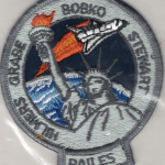Featured Photo: NASA Retro Mission Patch Party – Photo 36