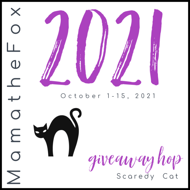 Scaredy Cat Giveaway Hop sponsored by MamaTheFox.com