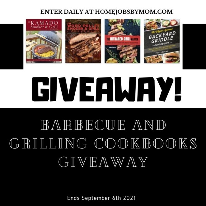 Barbecue and Grilling Cookbooks Giveaway .jpg