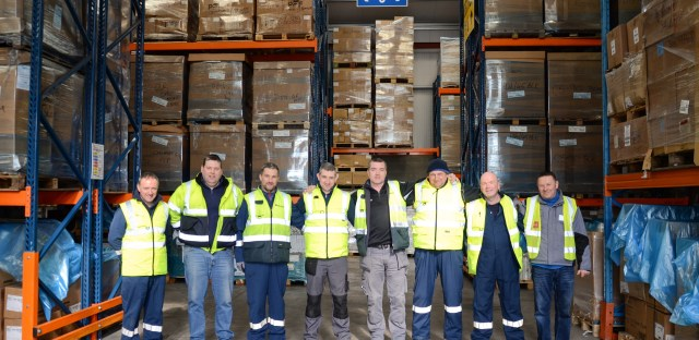 Versatile Warehouse Team – Warehouse img