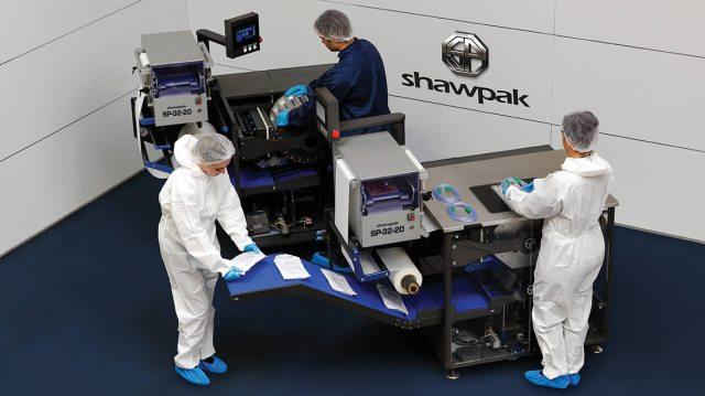 Shawpak Thermoforming Packaging Machine