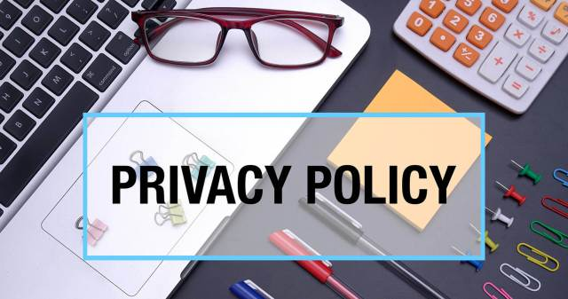 Privacy Policy GDPR