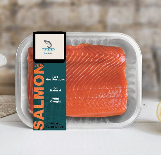 Fish SeaFood Packaging