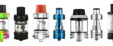 Best Sub Ohm Tanks Banner