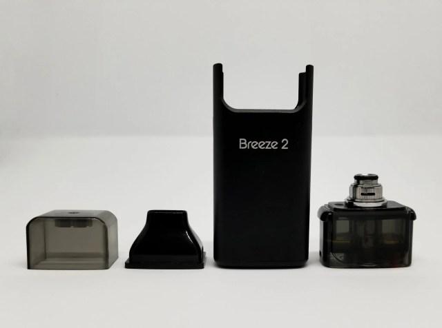 Breeze 2 Design and Build