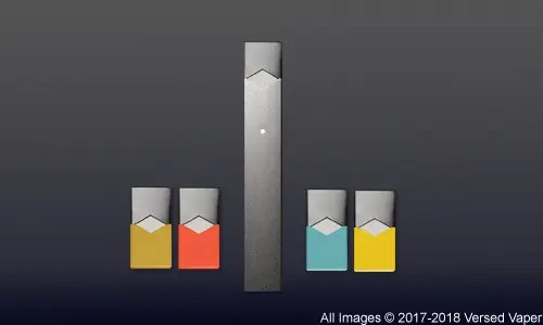 graphic relating to Juul Printable Coupon identified as JUUL Coupon Code - Help you save $20 upon a Contemporary JUUL Novice Package!