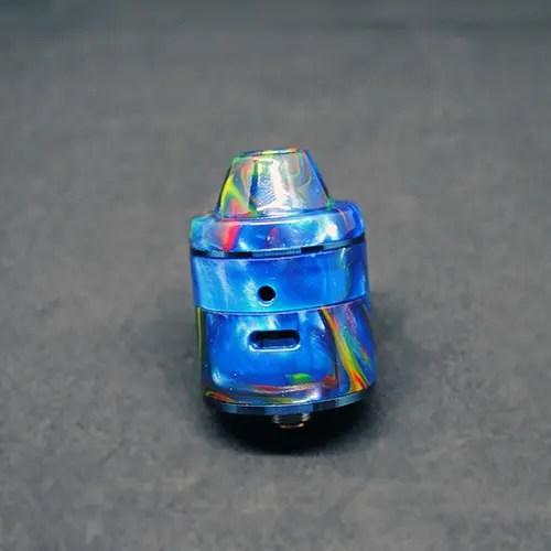 2+1 RDA Resin Caps