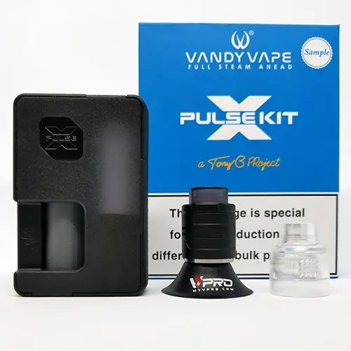 Pulse X Kit What's In The Box