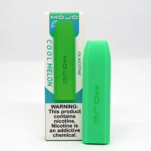 Mojo Disposable Pod Review - An Inexpensive & Disposable Device