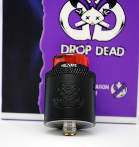 Hellvape Drop Dead RDA Review