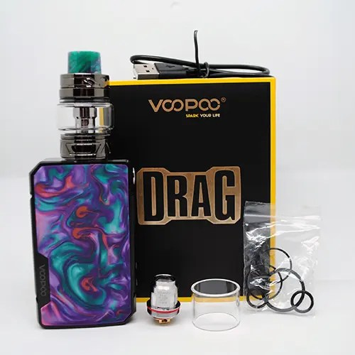 Voopoo Drag Mini Kit Review — 117W Output & Built-In 4400mAh
