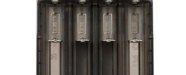Nitecore Q4 Best Vape Battery Chargers