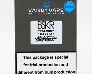 BSKR V1.5 MINI RTA Review