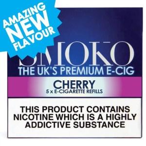 SMOKO Cherry Flavor