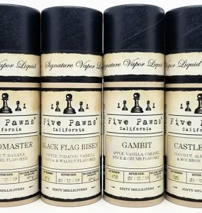 Five Pawns Ejuice Review