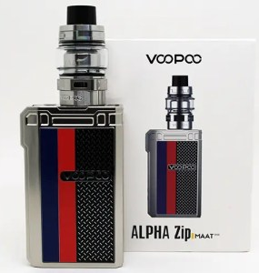 VooPoo Alpha Zip Kit Review
