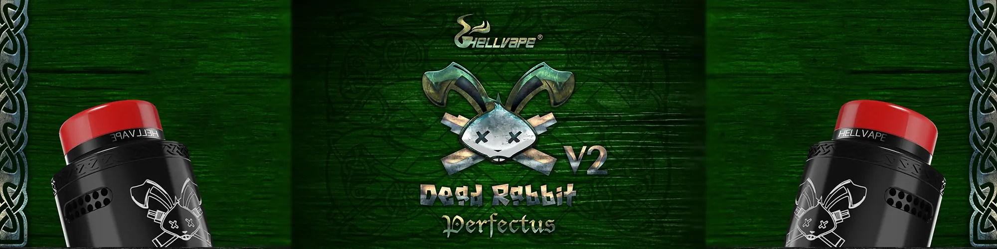 Dead Rabbit V2 RDA Review Main Banner
