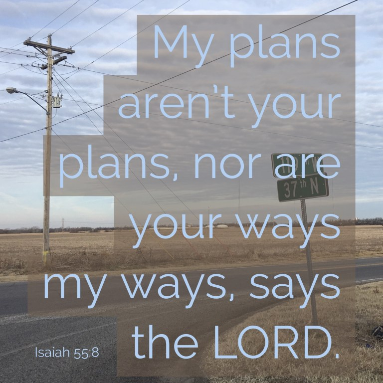Verse Image for Isaiah 55:8 - 1x1