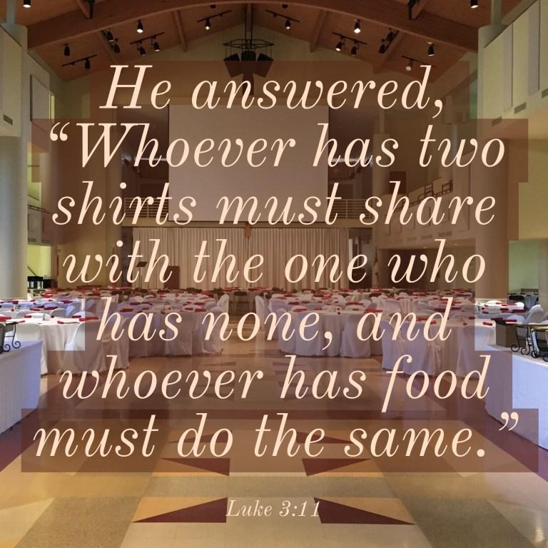 Verse Image for Luke 3:11 - 1x1
