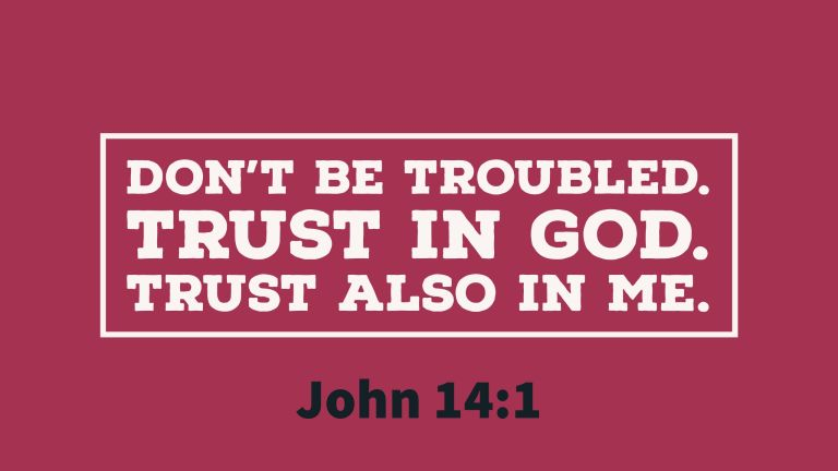 Verse Image for John 14:1 - 16x9