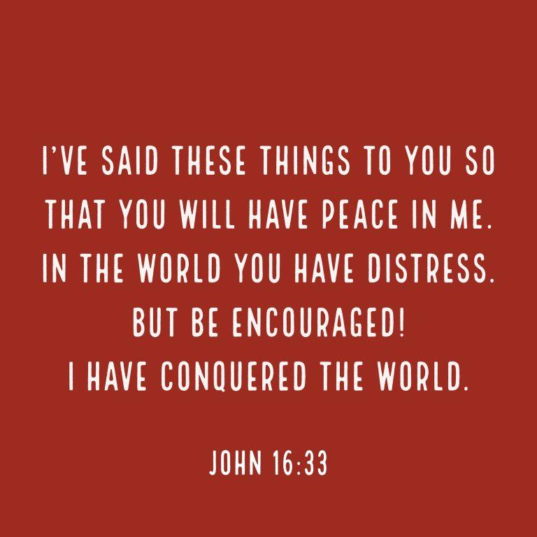 Verse Image for John 16:33 - 1x1