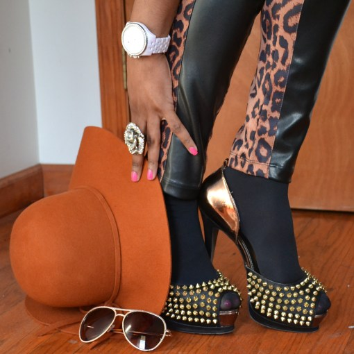 """""""Leather & Leopard"""""""