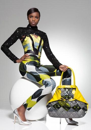 """""""African prints meet high fashion"""""""