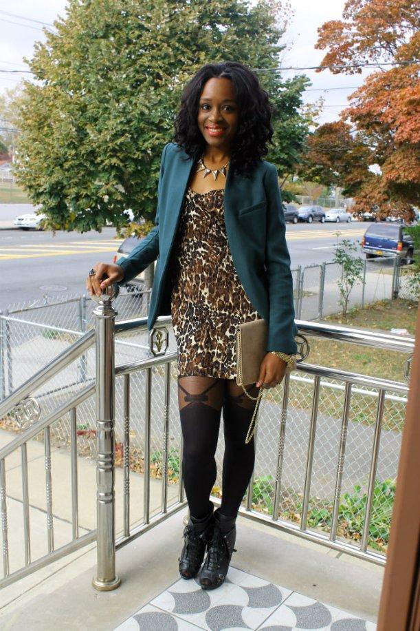 leopard dress fall lookbook (1)