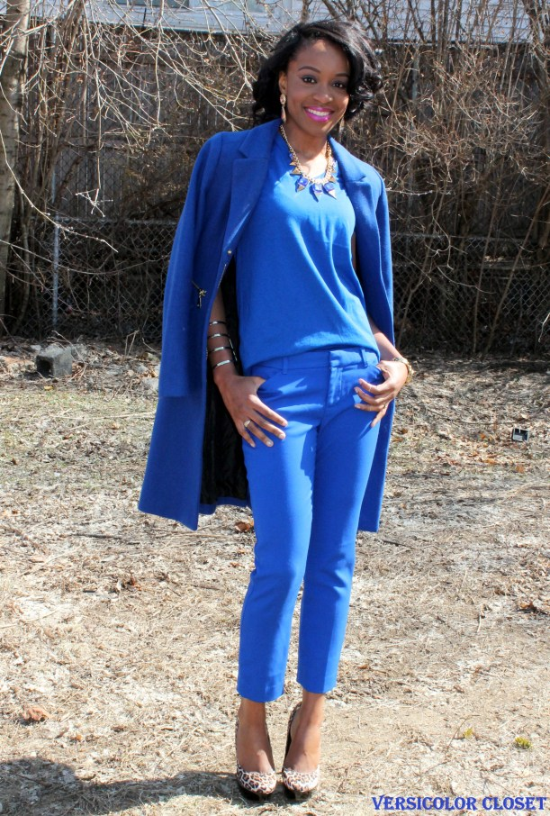 Monochromatic - all blue (1)