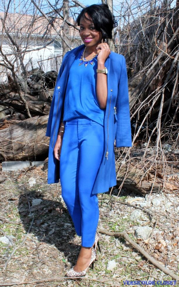 Monochromatic - all blue (12)