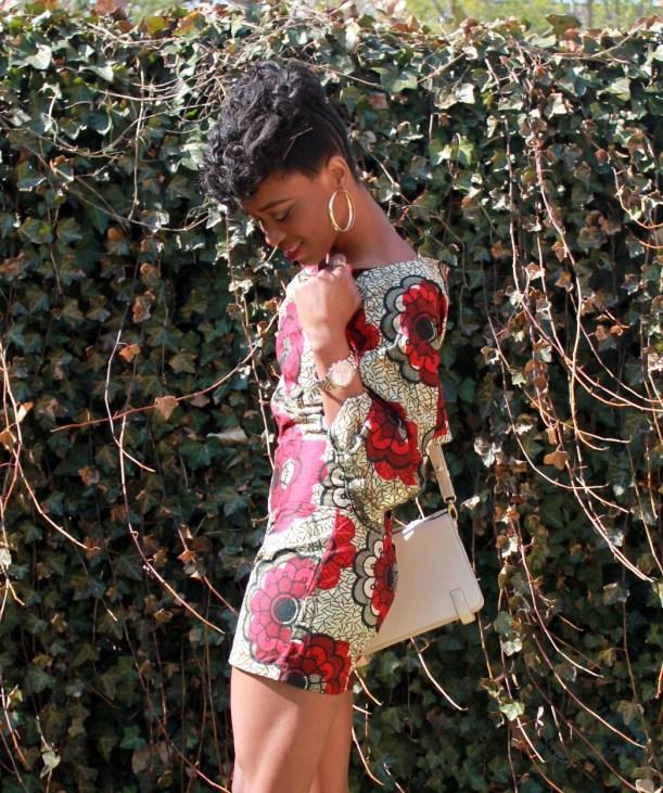 African print short suit (7)