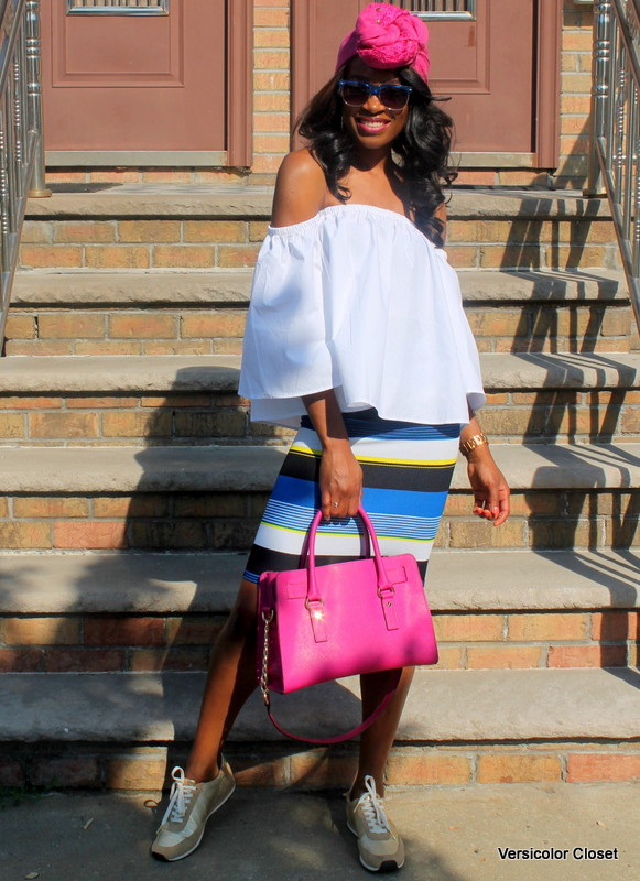 How to wear an off the shoulder top this summer (21)