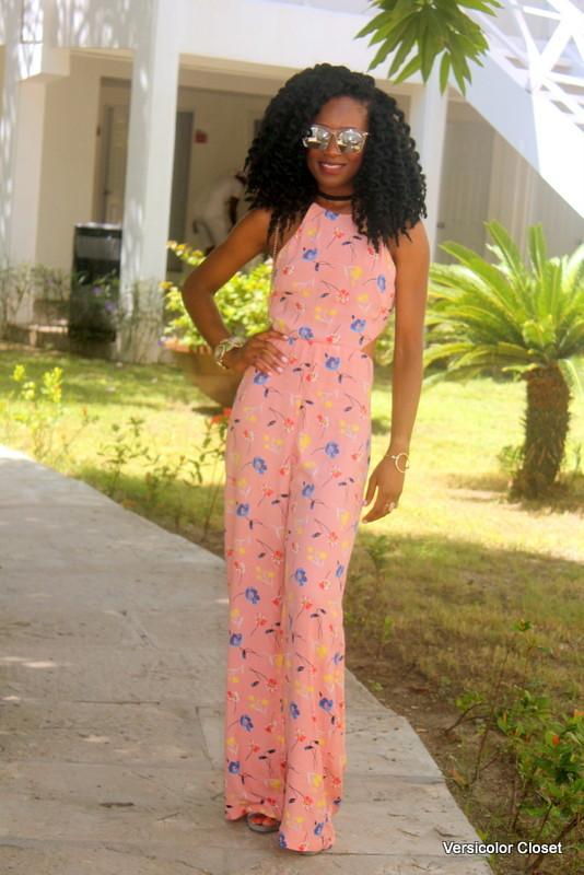 Floral jumpsuit (2)
