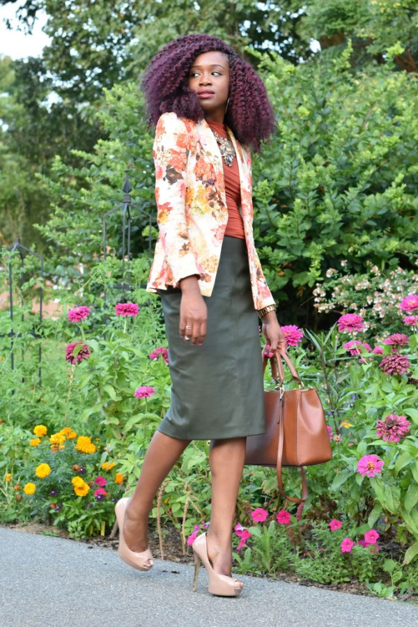 floral-blazer-leather-skirt-2
