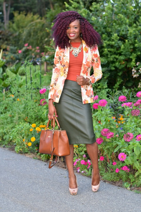 floral-blazer-leather-skirt-7
