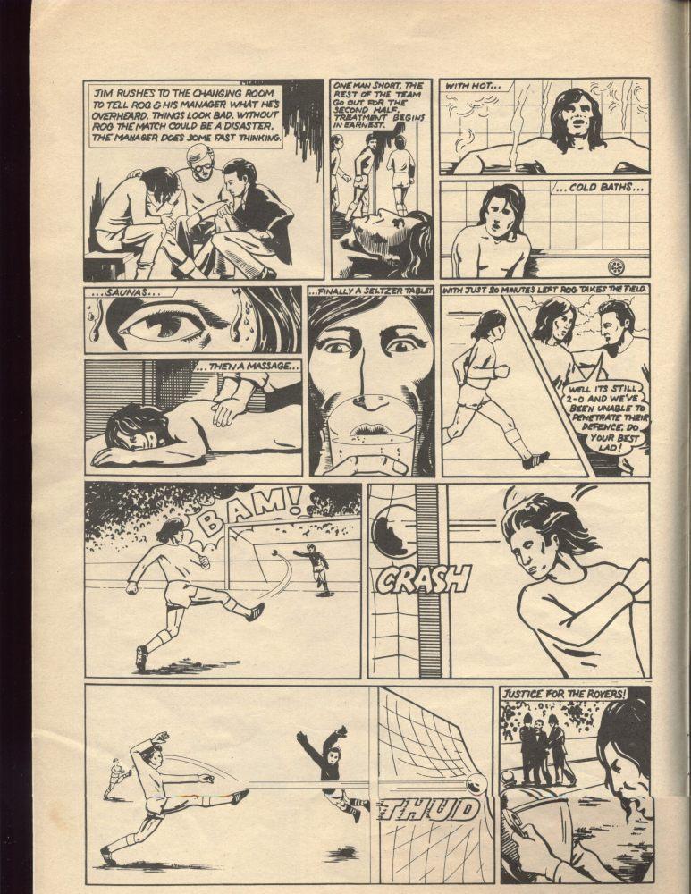 Pink Floyd Tour Comic (4/6)