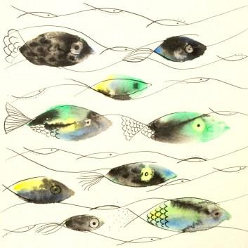 21 Version DADA poissons